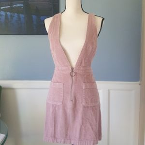 Wild fable Mini Skirt Romper in Pink